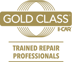 I Car Gold collision repair shop